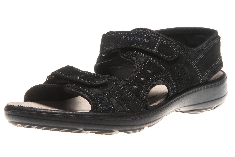 JOMOS Sandale in Übergrößen Schwarz 890604 84 000 große Damenschuhe – Bild 1