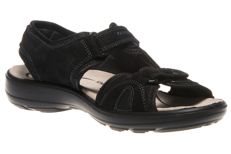 JOMOS Sandale in Übergrößen Schwarz 890604 84 000 große Damenschuhe – Bild 5