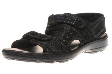 JOMOS Sandale in Übergrößen Schwarz 890604 84 000 große Damenschuhe