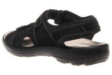 JOMOS Sandale in Übergrößen Schwarz 890604 84 000 große Damenschuhe – Bild 2