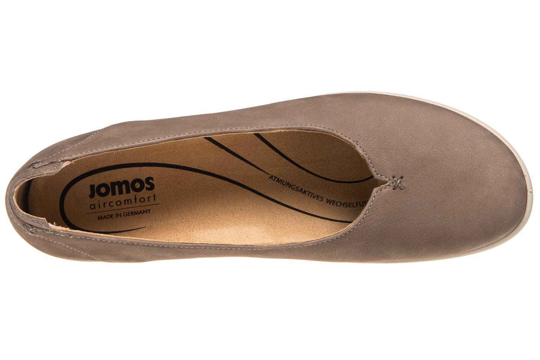 JOMOS Slipper in Übergrößen Braun 854204 83 241 große Damenschuhe – Bild 7