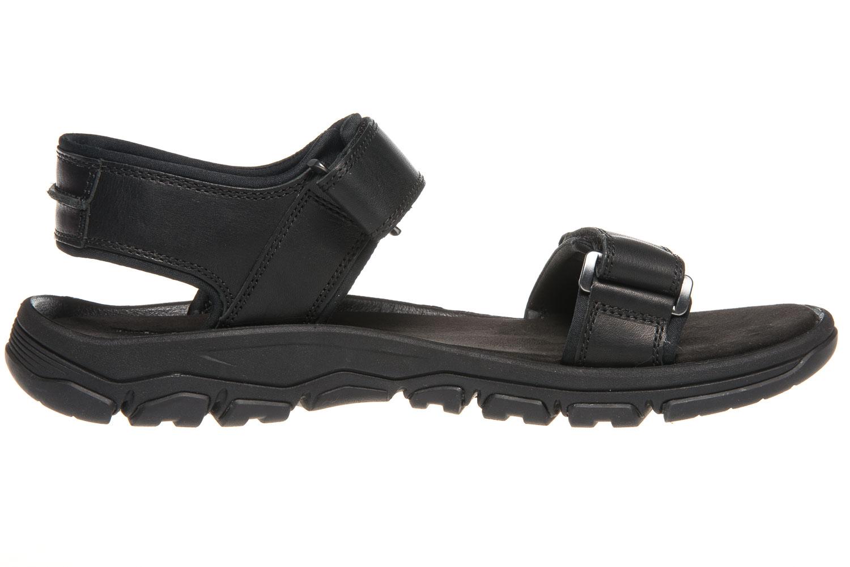 TIMBERLAND Sandalen in Übergrößen Schwarz A1MS4 große Herrenschuhe – Bild 4
