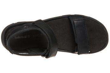 TIMBERLAND Sandalen in Übergrößen Schwarz A1MS4 große Herrenschuhe – Bild 7