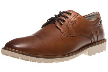 MANZ Business Schuhe in Übergrößen Braun 146050-03-174 große Herrenschuhe – Bild 1
