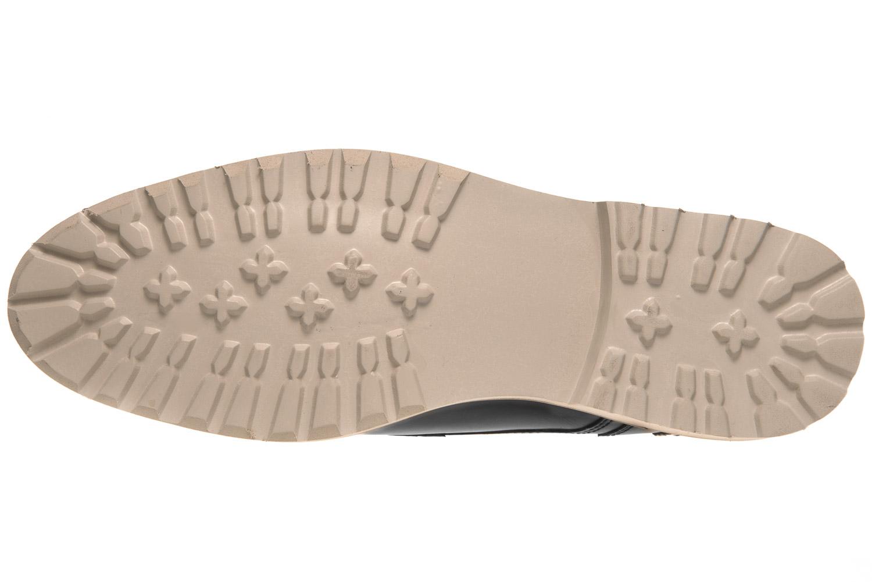 MANZ Business Schuhe in Übergrößen Schwarz 146051-03-001 große Herrenschuhe – Bild 6