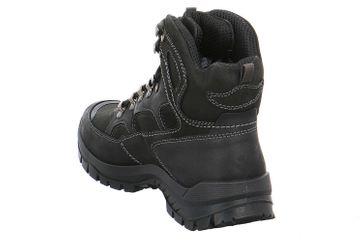 Jomos Stiefel in Übergrößen Schwarz 460805 488 0032 große Herrenschuhe – Bild 3