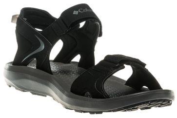 Columbia Sandalen in Übergrößen Schwarz BM 4511-010 große Herrenschuhe – Bild 5