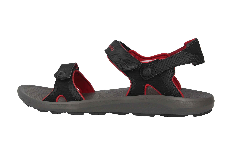 Columbia Sandalen in Übergrößen Schwarz BM 4514-010 große Herrenschuhe – Bild 1