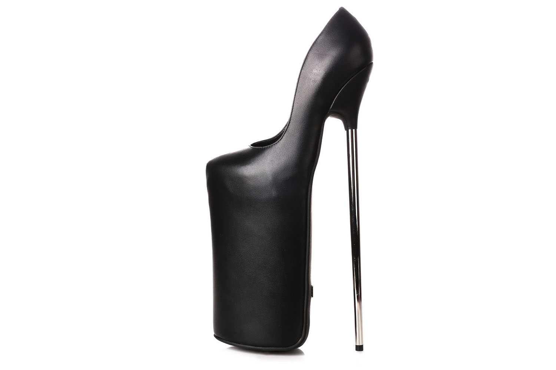 Giaro Fly Away High Heels in Übergrößen Schwarz große Damenschuhe – Bild 2