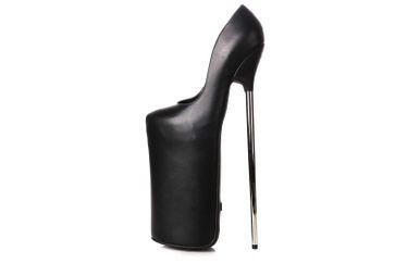 Giaro Fly Away High Heels in Übergrößen Schwarz große Damenschuhe – Bild 1