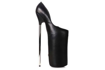 Giaro Fly Away High Heels in Übergrößen Schwarz große Damenschuhe – Bild 4