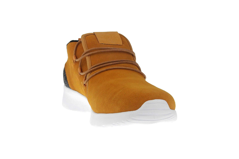 BORAS Sneaker in Übergrößen Gelb 5207-0407 große Herrenschuhe – Bild 5