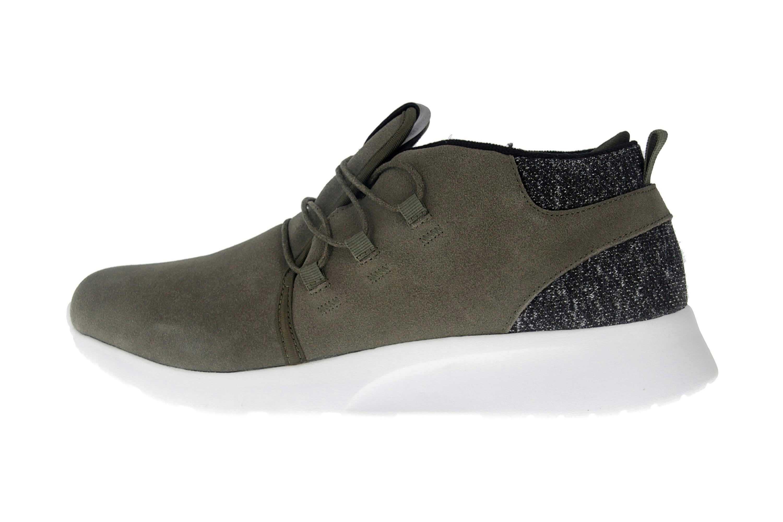 BORAS Sneaker in Übergrößen Grün 5207-0022 große Herrenschuhe – Bild 1
