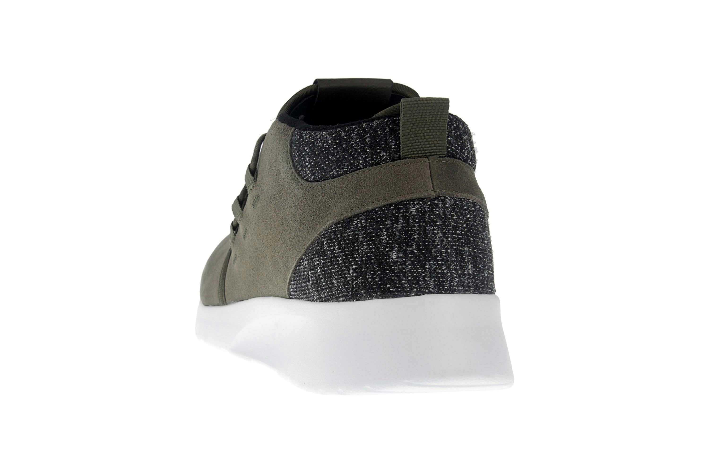 BORAS Sneaker in Übergrößen Grün 5207-0022 große Herrenschuhe – Bild 2