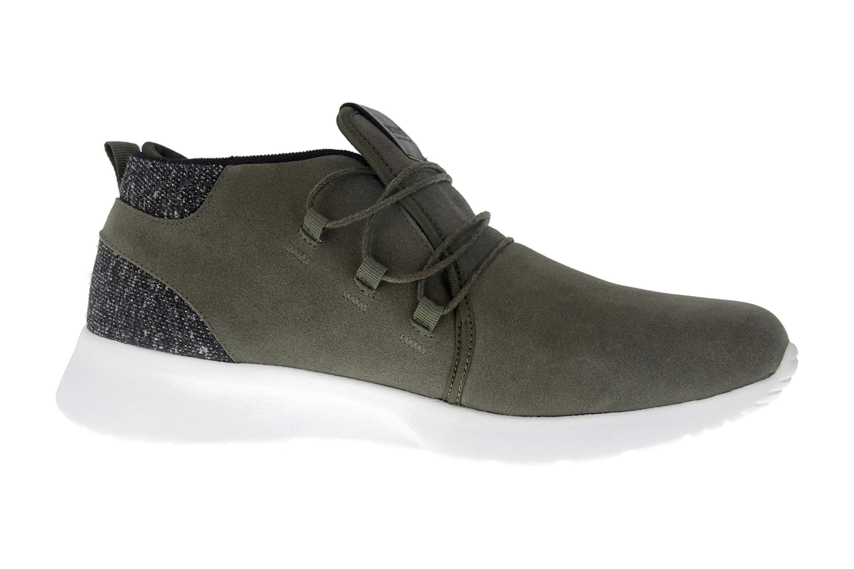 BORAS Sneaker in Übergrößen Grün 5207-0022 große Herrenschuhe – Bild 4