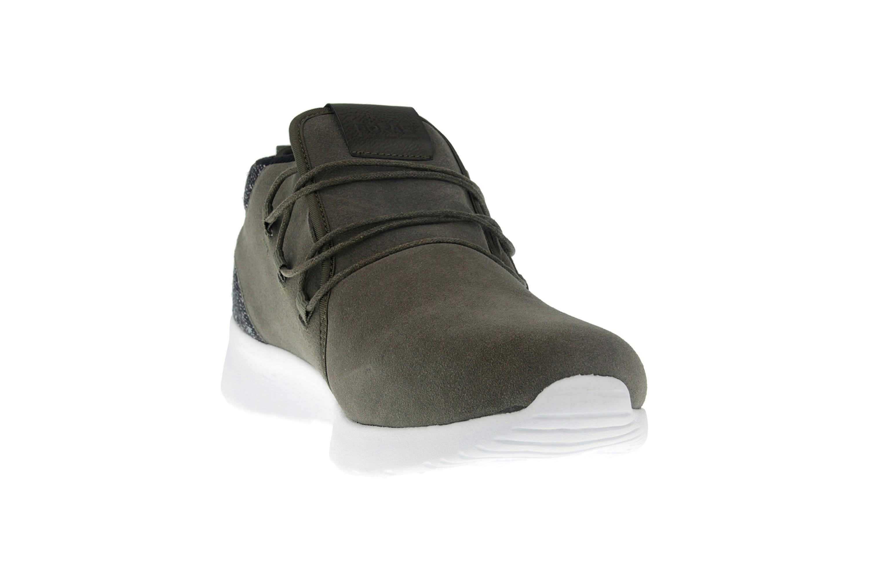 BORAS Sneaker in Übergrößen Grün 5207-0022 große Herrenschuhe – Bild 5