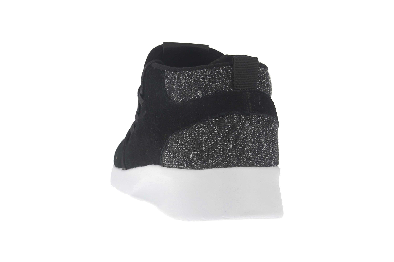 BORAS Sneaker in Übergrößen Schwarz 5207-0001 große Herrenschuhe – Bild 2