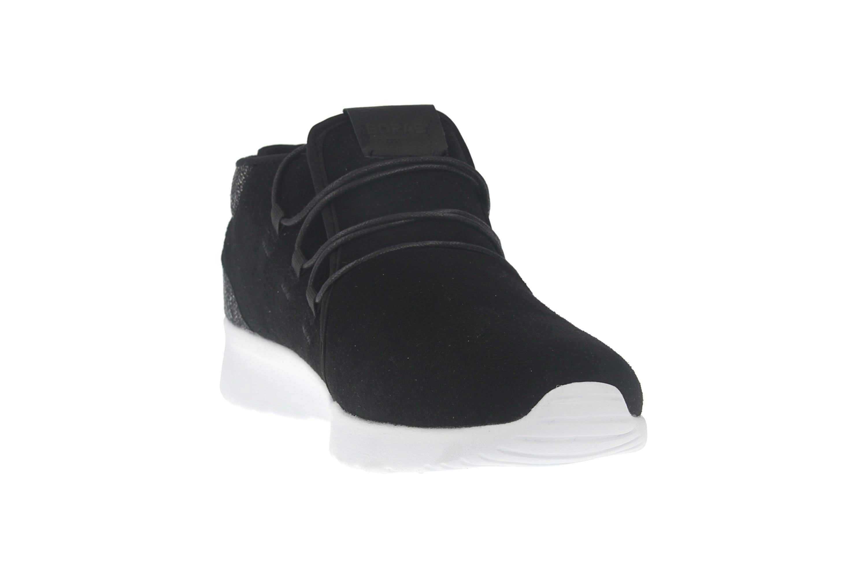 BORAS Sneaker in Übergrößen Schwarz 5207-0001 große Herrenschuhe – Bild 5