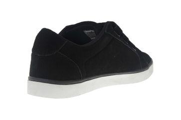 BORAS Sneaker in Übergrößen Schwarz 5209-0001 große Herrenschuhe – Bild 3