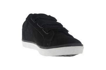 BORAS Sneaker in Übergrößen Schwarz 5209-0001 große Herrenschuhe – Bild 5