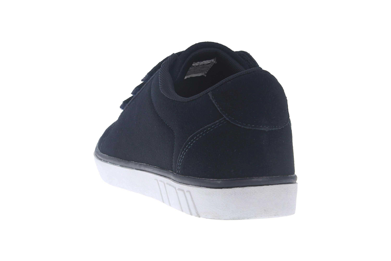 BORAS Sneaker in Übergrößen Blau 5209-0002 große Herrenschuhe – Bild 2