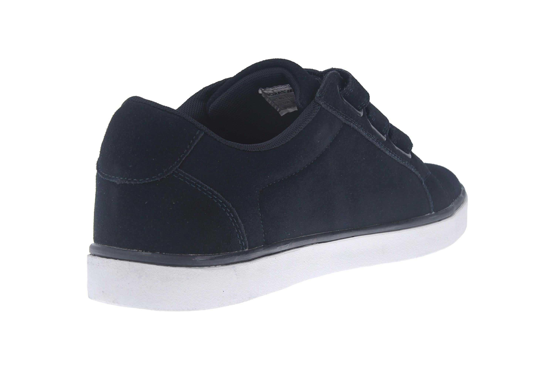 BORAS Sneaker in Übergrößen Blau 5209-0002 große Herrenschuhe – Bild 3