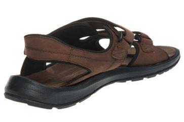 Columbia Sandalen in Übergrößen Braun BM 4465-256 große Herrenschuhe – Bild 3