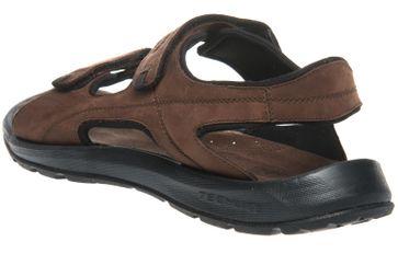 Columbia Sandalen in Übergrößen Braun BM 4465-256 große Herrenschuhe – Bild 2