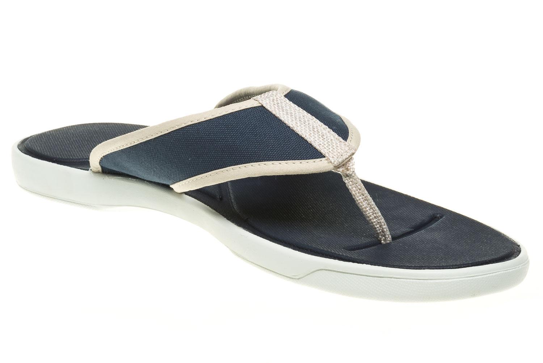 LACOSTE - L.30 218 - Herren Zehentrenner - Blau Schuhe in Übergrößen – Bild 5