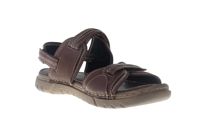 Josef Seibel Jim 41 Sandalen in Übergrößen braun 45341 344 310 große Herrenschuhe – Bild 5
