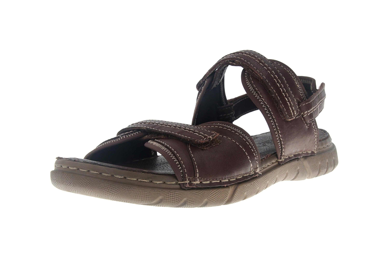 Josef Seibel Jim 41 Sandalen in Übergrößen braun 45341 344 310 große Herrenschuhe – Bild 6