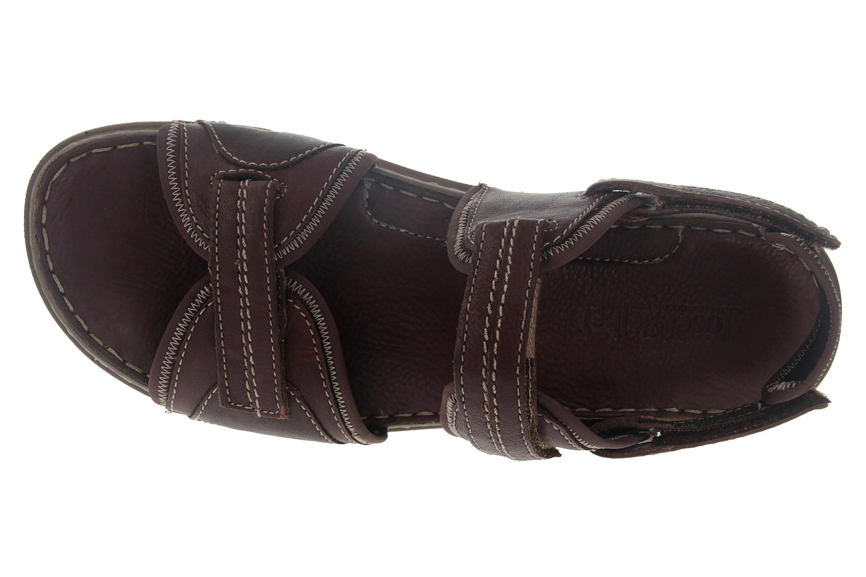 Josef Seibel Jim 41 Sandalen in Übergrößen braun 45341 344 310 große Herrenschuhe – Bild 7