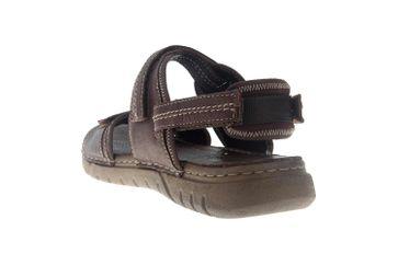 Josef Seibel Jim 41 Sandalen in Übergrößen braun 45341 344 310 große Herrenschuhe – Bild 2