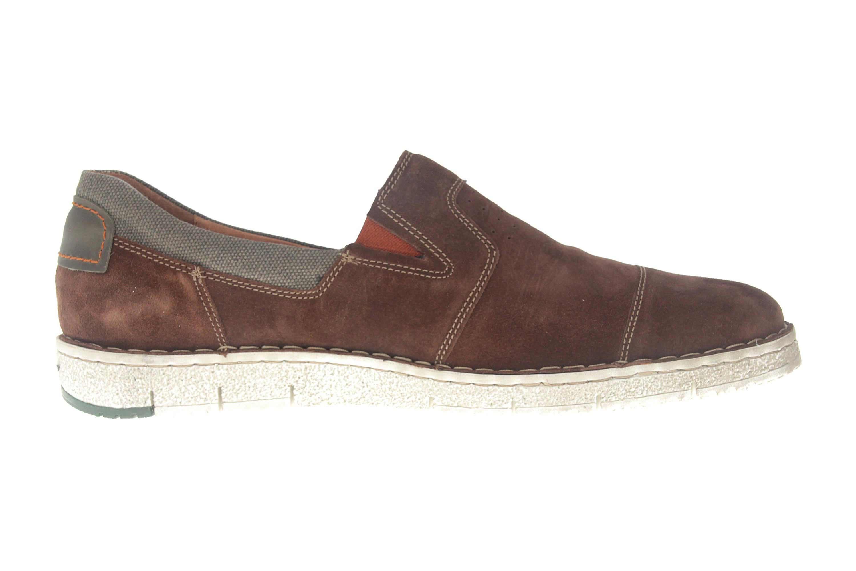 Josef Seibel Ruben 07 Sneaker in Übergrößen Braun 47707 949 311 große Herrenschuhe – Bild 4
