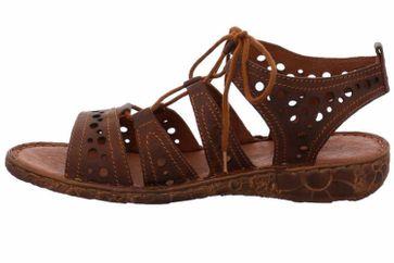 Josef Seibel Rosalie 15 Sandalen in Übergrößen Braun 79515 720 370 große Damenschuhe – Bild 1