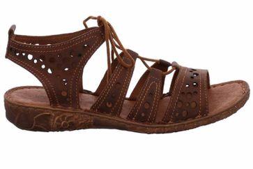 Josef Seibel Rosalie 15 Sandalen in Übergrößen Braun 79515 720 370 große Damenschuhe – Bild 2