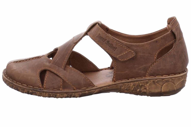 Josef Seibel Rosalie 23 Sandalen in Übergrößen Braun 79523 95 320 große Damenschuhe – Bild 2