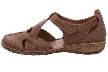 Josef Seibel Rosalie 23 Sandalen in Übergrößen Braun 79523 95 320 große Damenschuhe – Bild 1