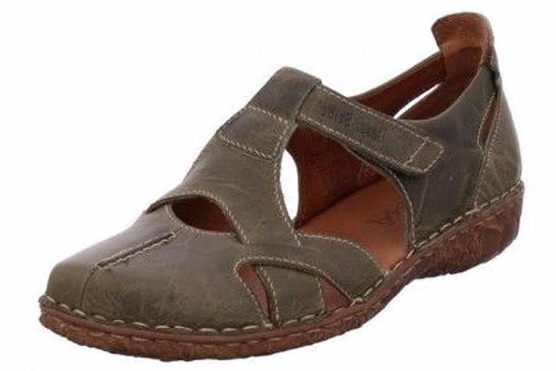 Josef Seibel Rosalie 23 Sandalen in Übergrößen Grün 79523 95 630 große Damenschuhe – Bild 6