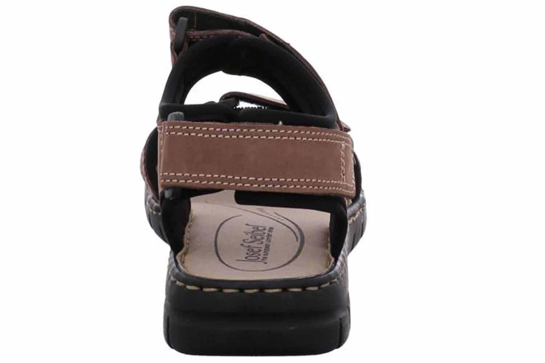 Josef Seibel Stefanie 01 Sandalen in Übergrößen Braun 93401 751 251 große Damenschuhe – Bild 2