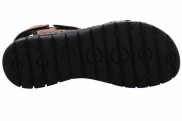 Josef Seibel Stefanie 01 Sandalen in Übergrößen Braun 93401 751 251 große Damenschuhe – Bild 8