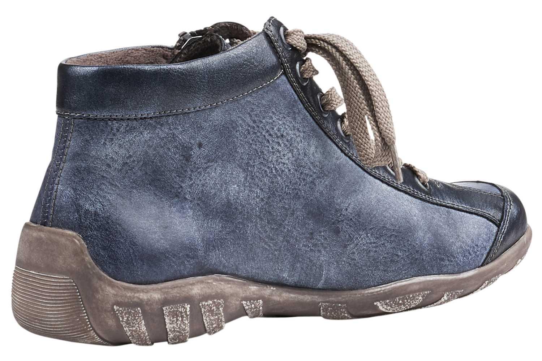 Remonte Stiefel in Übergrößen Blau R3490-14 große Damenschuhe – Bild 2