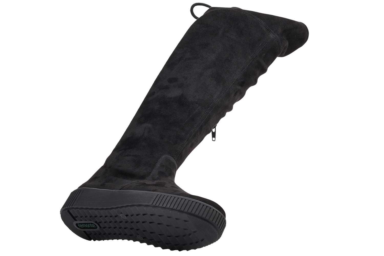 Remonte Stiefel in Übergrößen Schwarz R7972-02 große Damenschuhe – Bild 3