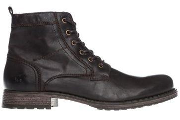Mustang Shoes Boots in Übergrößen Dunkelbraun 4865-507-32 große Herrenschuhe – Bild 5