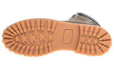 Mustang Shoes Boots in Übergrößen Taupe 4875-605-318 große Herrenschuhe – Bild 6