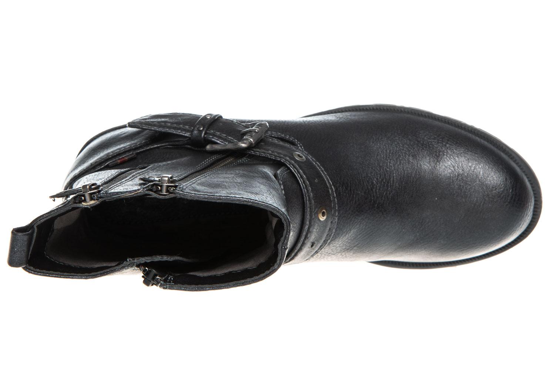 Mustang Shoes Boots in Übergrößen Navy 1283-502-820 große Damenschuhe – Bild 7