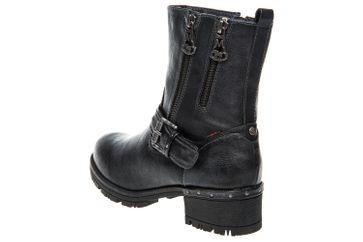 Mustang Shoes  Boots in Übergrößen Navy 1283-502-820 große Damenschuhe – Bild 2