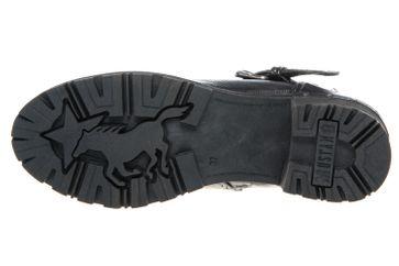 Mustang Shoes  Boots in Übergrößen Navy 1283-502-820 große Damenschuhe – Bild 6
