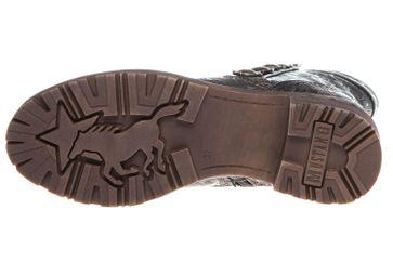 Mustang Shoes Stiefeletten in Übergrößen Dunkelgrau 1284-605-20 große Damenschuhe – Bild 6