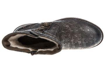 Mustang Shoes Stiefeletten in Übergrößen Dunkelgrau 1284-605-20 große Damenschuhe – Bild 7